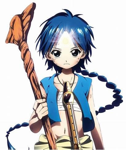 Magi Magic Labyrinth Aladdin Render Anime Manga
