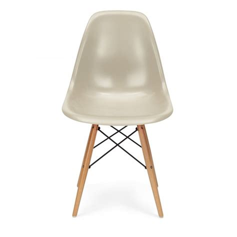 eames style beige dsw chair kitchen