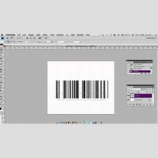 How To Make Barcodes Tutorial In Photoshop Youtube