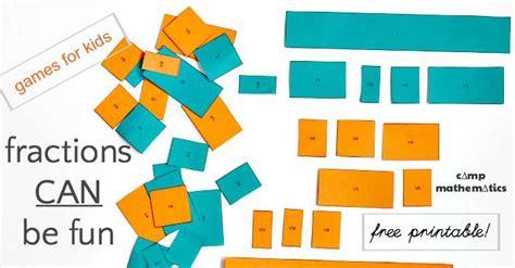 fraction games    fun