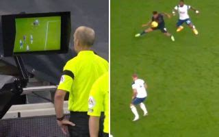 Video: VAR controversy as Mike Dean chalks off Man City goal