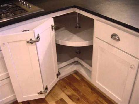 Corner Kitchen Cabinet I Corner Kitchen Cabinet Solutions