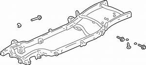 Chevrolet Avalanche 2500 Frame Rail  4wd  2500  4wd  2500