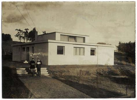 Horns House by A Prototypal House At The Bauhaus The Haus Am Horn By