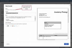 quickbooks online email invoice improvements With email subject for invoice