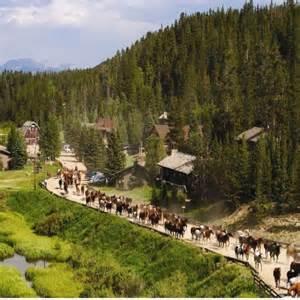 C Lazy U Ranch Granby Colorado