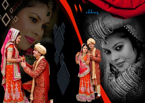Indian Marriage Album Designs