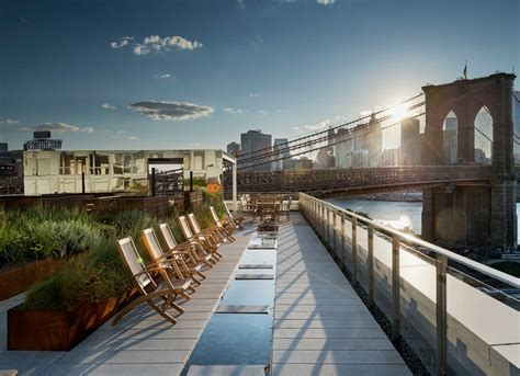 field operations tops brooklyn apartments  roof garden