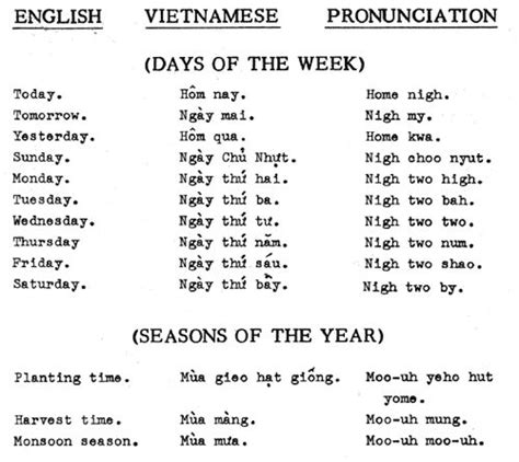 vietnamese language vietnamese words vietnamese