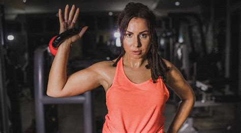 kettlebell upper body exercises muscle workout fitness eclipse getty workouts