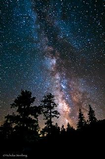 Touch The Sky Was Memorable Night Yosemite