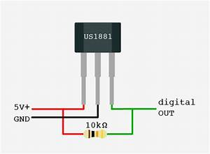 Bildr  U00bb A Strange Attraction  Various Hall Effect Sensors