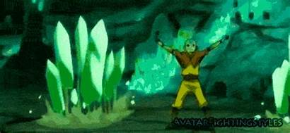 Crystal Manipulation Aang Exoskeleton Avatar Armor Last