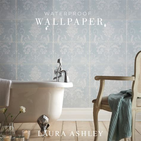 How To Get Bathroom Wallpaper by Waterproof Wallpaper For Shower Wallpapersafari