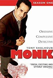 The Of A Inspector Monk Book 1 by Quot Monk Quot Mr Monk And The Candidate Part 1 Tv Episode 2002