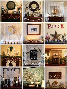 How to Decorate a Mantel - Home Stories A to Z