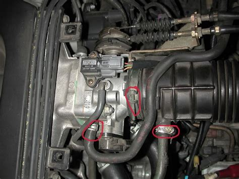 1998 Acura Cl Engine Bay Diagram by Install Thottle Idle Valve 3 0 Motor