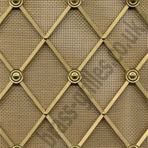 regency brass grille decorative metal by brass grilles uk