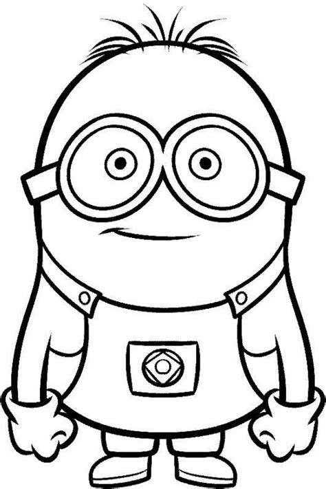 top  despicable   coloring pages   naughty