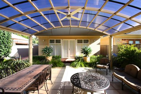 pergola designs bending  polycarbonate roof softwoods