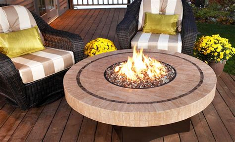outdoor gas fireplace table outdoor propane tabletop fireplace affordable seattle
