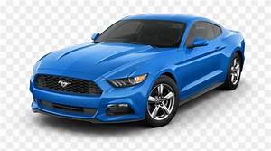 2017 Mustang V6 Fastback Grabber Blue - Blue 2019 Ford Mustang, HD Png Download - 1000x550 ...