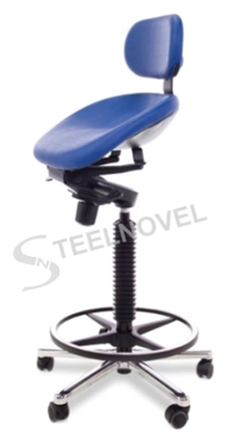 steelnovel siege assis debout semisitting 224 assise inclinable