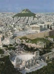Ancient Athens Greece