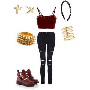 tiny stud earrings kpop inspired polyvore