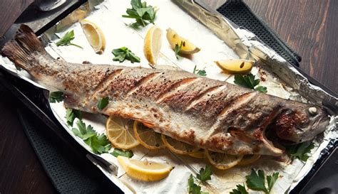 fish whole trout grilled cooking recipe grouper lemon grill roasted baked recipes bake bones cook thyme foods paleo grilling sea