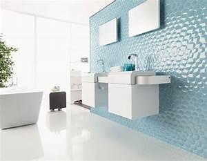 salle de bains quel revetement choisir travauxcom With revetement carrelage salle de bain