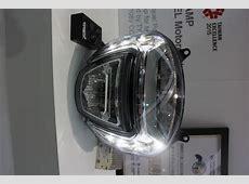 Innovative LED Headlight Designs at AMPA 2015 LEDinside