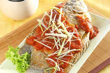 Dapat disantap bersama empat orang. Resep Ikan Gurame Saus Padang : Resep Gurame Saus Telur Asin Enak Lezat Mudah Sederhana Dan ...