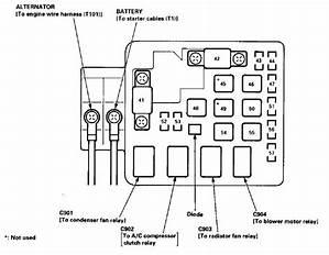 1999 Civic Fuse Diagram 26628 Archivolepe Es