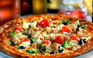 Free Picture  Vegetables  Italian Food  Diet  Pizza  Restaurant  Dinner  Meal  Tomatoes