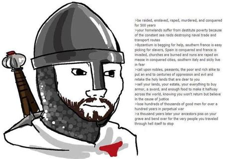 Crusader Memes - crusader feels guy i know that feel bro know your meme