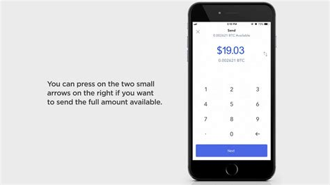 Log in to your coinbase account and go to the dashboard. Sending Bitcoin to Your Wallet with Coinbase - YouTube