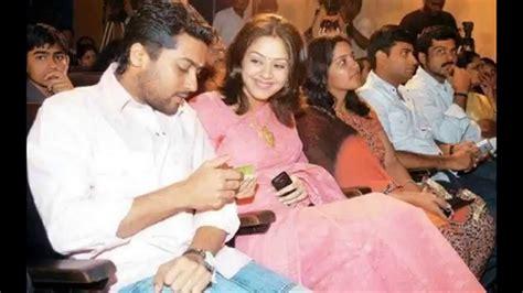 actress jyothika latest family photos surya and jyothika latest unseen family video youtube