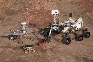 Mars Science Laboratory rover photo - Mike Lang photos at ...