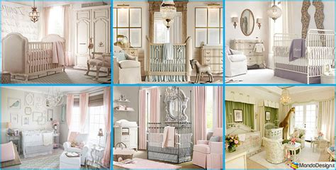 Camerette Per Bambini Stile Shabby Chic by 20 Camerette Per Neonati In Stile Shabby Chic Mondodesign It