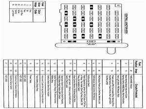 1997 Ford E250 Van Fuse Box Diagram