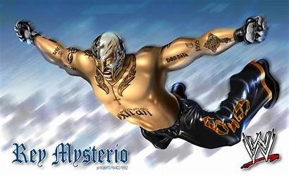 Mysterio Rey Sin Cara Wwe Wallpapers Verses