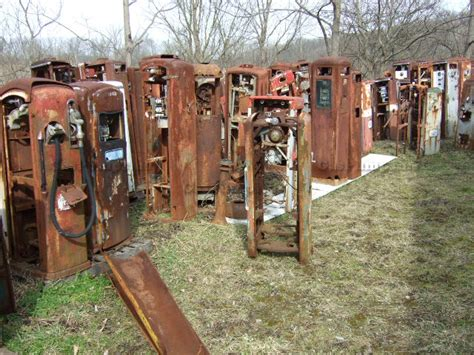 Gaspumps.us Old Gas Pump Parts