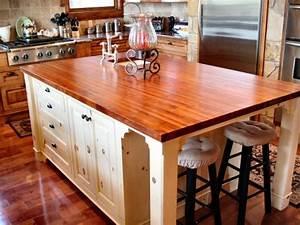 Wood Kitchen Countertops Kitchen Ideas