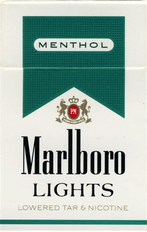 how much nicotine is in a marlboro light countries