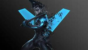 Free Blue Nightwing Wallpapers High Resolution « Long ...