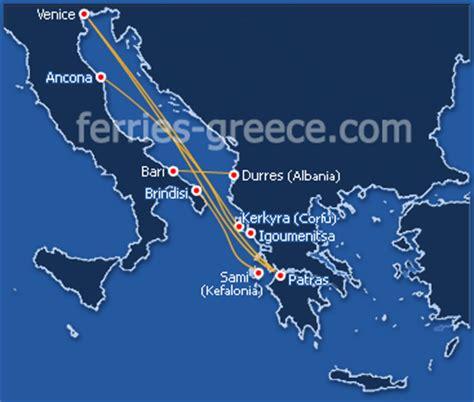 porti della grecia traghetti navi italia grecia
