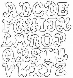coloring pages of alphabet stencil coloring With fun letter stencils
