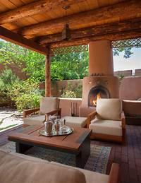 patio design ideas 16 Cozy Southwestern Patio Designs For Outdoor Comfort