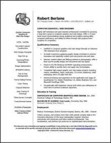 resume technical skills summary exle sle good resume
